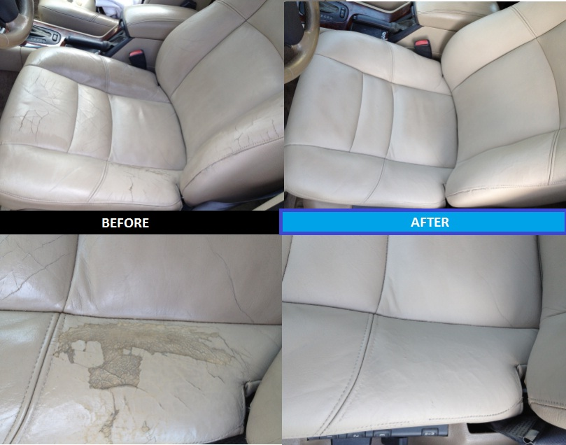 Fixing cracked leather seats. - Page 3