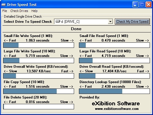 7,200rpm 256GB Mechanical Drive test results