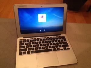Standard Macbook Air Keyboard