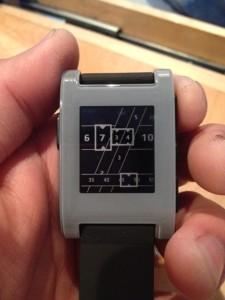 Belt Drive - digital version of a super expensive watch.