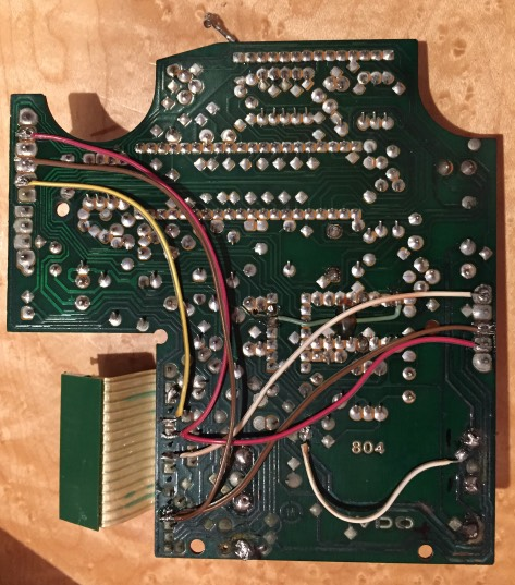 Rewiring the SI computer board to just bypass the SI computer!